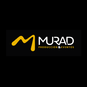 Logo Murad Producciones Puebla