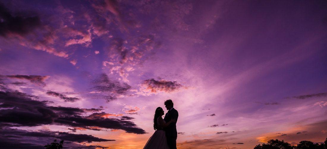Bulbo Fotografía de bodas Sesión de Novios